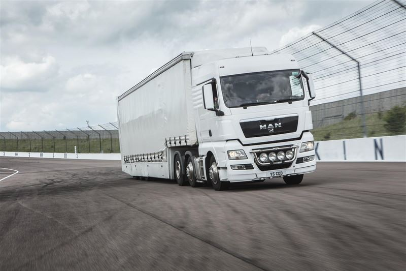 Truck Driving Experience Package